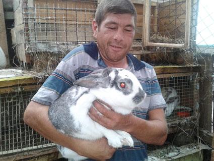 С кроликом Фото-0093