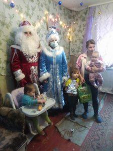 Семья Захаркиных из с. Второво