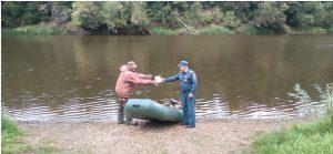 Осенняя рыбалка 2